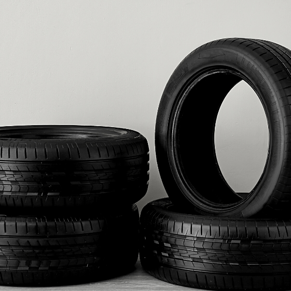 storing tires